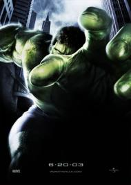 The Hulk Movie Poster