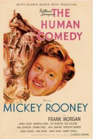 The Human Comedy Movie Poster
