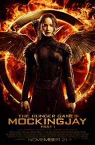 The Hunger Games: Mockingjay - Part 1 Movie Poster