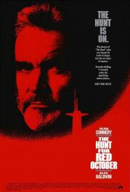 The Hunt for Red October Movie Poster