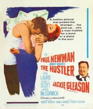 The Hustler Movie Poster
