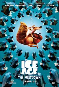 Ice Age 2: The Meltdown Movie Poster