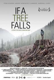 If a Tree Falls: A Story of the Earth Liberation Front  Movie Poster