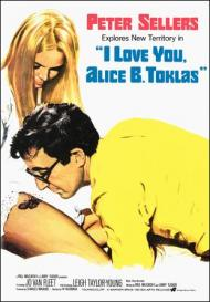 I Love You, Alice B. Toklas! Movie Poster