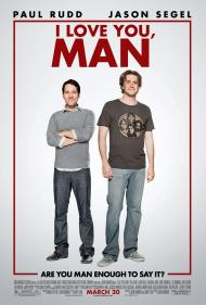 I Love You, Man Movie Poster
