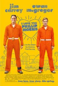I Love You Phillip Morris Movie Poster
