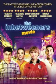 The Inbetweeners Movie Movie Poster