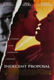 Indecent Proposal Movie Poster