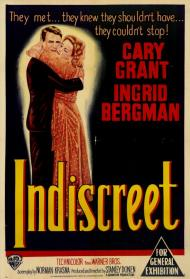 Indiscreet Movie Poster