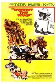 Inherit the Wind Movie Poster