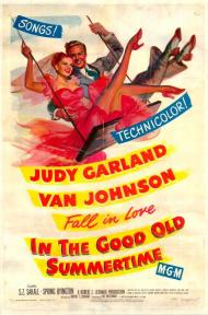 In the Good Old Summertime Movie Poster