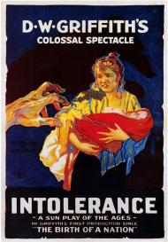 Intolerance: Love's Struggle Throughout the Ages Movie Poster