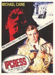 The Ipcress File Movie Poster