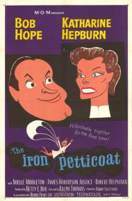 The Iron Petticoat   Movie Poster