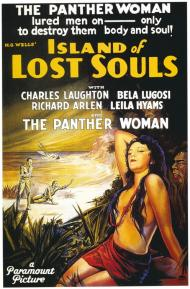 Island of Lost Souls Movie Poster