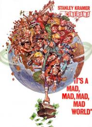 It's a Mad, Mad, Mad, Mad, World Movie Poster