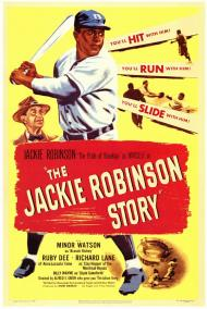The Jackie Robinson Story  Movie Poster