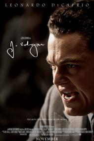 J. Edgar Movie Poster