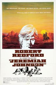 Jeremiah Johnson Movie Poster