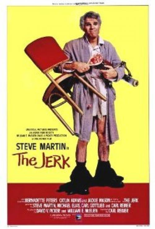 The Jerk Movie Poster