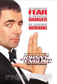 Johnny English Movie Poster