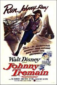 Johnny Tremain Movie Poster