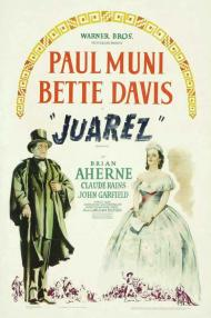 Juarez Movie Poster