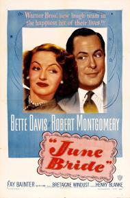 June Bride Movie Poster