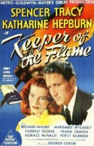 Keeper of the Flame Movie Poster
