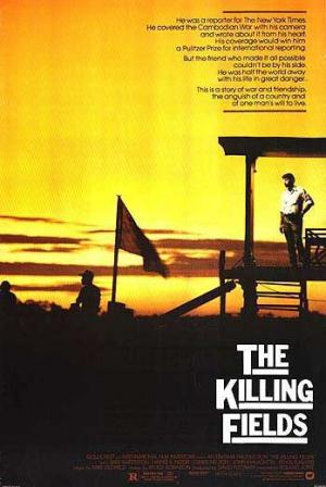 The Killing Fields Movie Poster