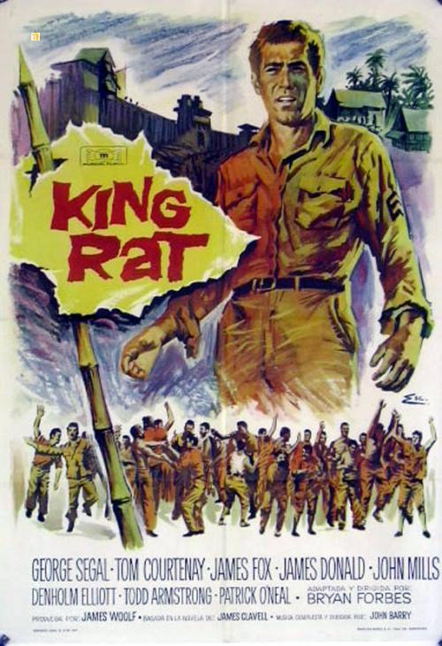 King Rat Movie Poster