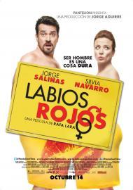 Labios rojos Movie Poster