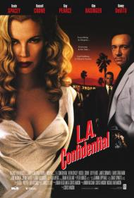 L.A. Confidential Movie Poster