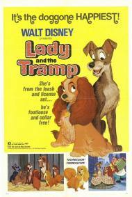 Lady and the Tramp Movie Poster