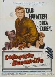 Lafayette Escadrille Movie Poster