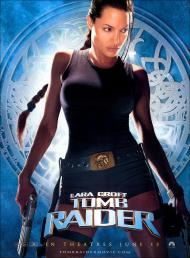 Lara Croft: Tomb Raider Movie Poster