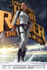 Lara Croft Tomb Raider: The Cradle of Life Movie Poster