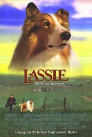 Lassie Movie Poster