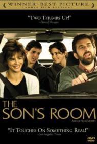 La stanza del figlio Movie Poster