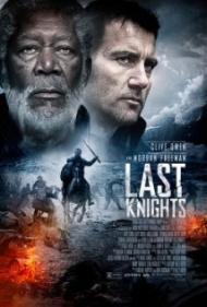 Last Knights Movie Poster