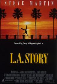 L.A. Story Movie Poster