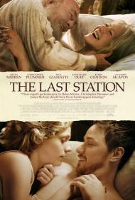 The Last Station Movie Poster