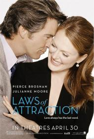 Laws of Attraction Movie Poster