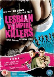 Lesbian Vampire Killers Movie Poster