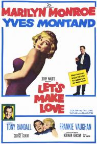 Let's Make Love Movie Poster