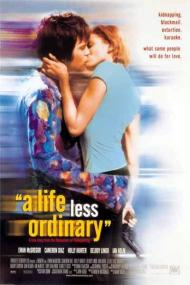 A Life Less Ordinary Movie Poster