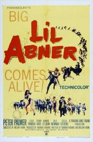 Li'l Abner Movie Poster