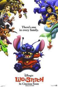 Lilo & Stitch Movie Poster