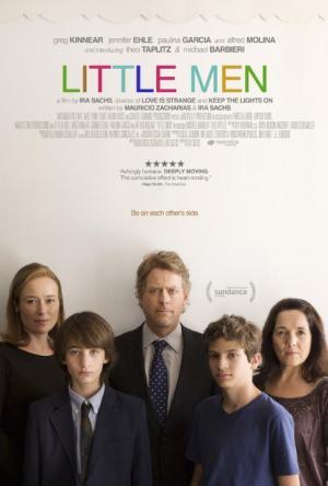 Little Men Movie Poster