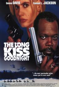 The Long Kiss Goodnight Movie Poster